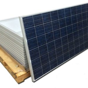 250 WATTS POLY-CRYSTALLINE PANEL
