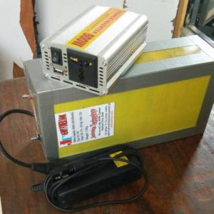 200,000mah and 500watts inverter