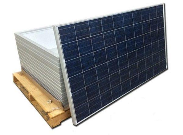 200W polycrystalline solar panel