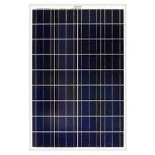 100 Watt 12 Volt Polycrystalline Photovoltaic Solar Panel