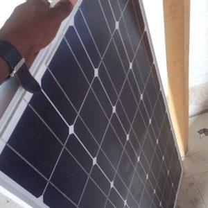 80 Watts Mono Solar Panel