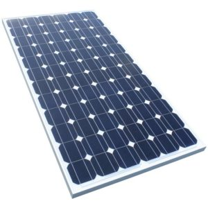 100watts Monocrystaline Solar Panel