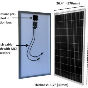 E-Light pack with Solar Panel