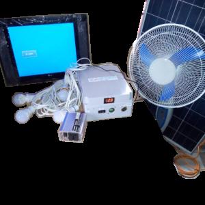 All In One Solar E-light